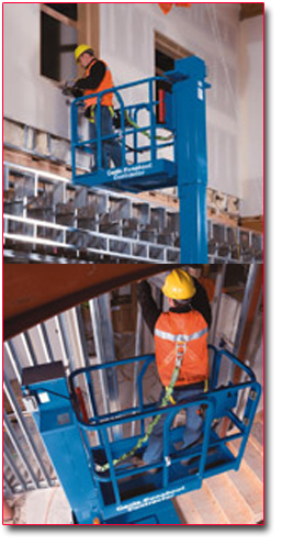 Elsbury Access Platforms Genie G12 Series