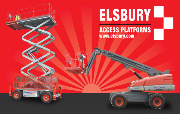 Elsbury Access Platforms Main news Image