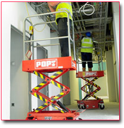 Elsbury Access Platforms Pop Up